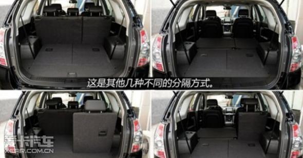 2014款科帕奇(共4款车型)高清图片