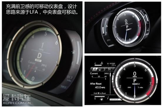 中升雷克萨斯新is250五款车赏车有礼高清图片