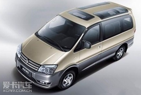东风风行菱智m5畅销中级商务车市场 高清图片