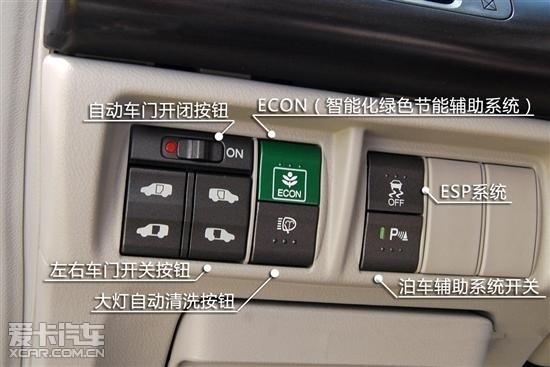 东风本田艾力绅 有什么优 缺点 安全和保养等问高清图片