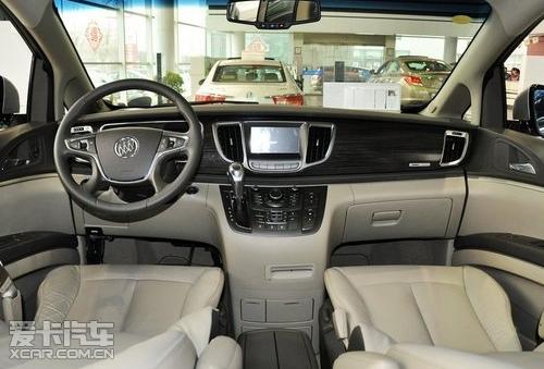 2013款别克GL8商务车怎么样 别克GL8商务车2.4价格高清图片