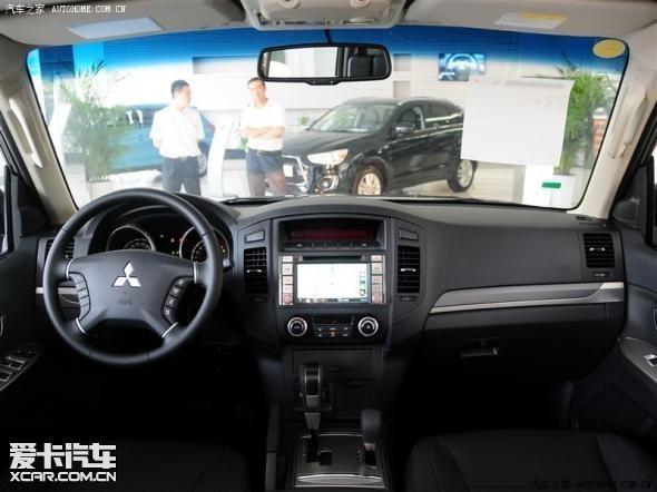 2014款全新帕杰罗少量优惠现车到店 高清图片