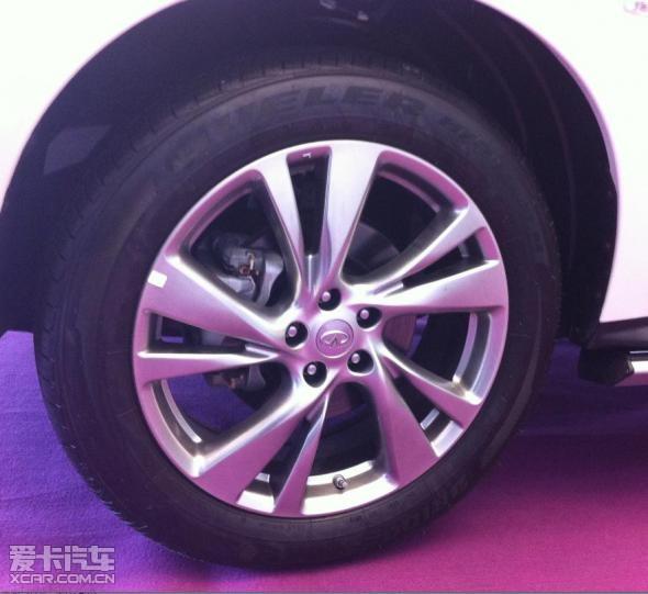 英菲尼迪保养讲堂-汽车轮胎的寿命