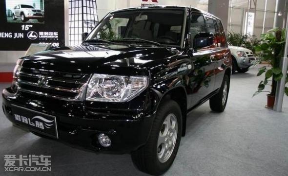 猎豹 飞腾2013款新车主访谈 上海纬和汽车股高清图片