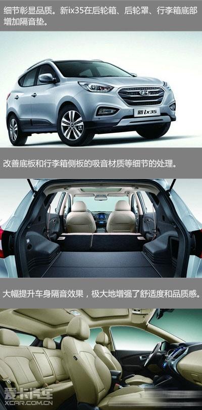 北京现代ix35降价促销,赶紧预订高清图片