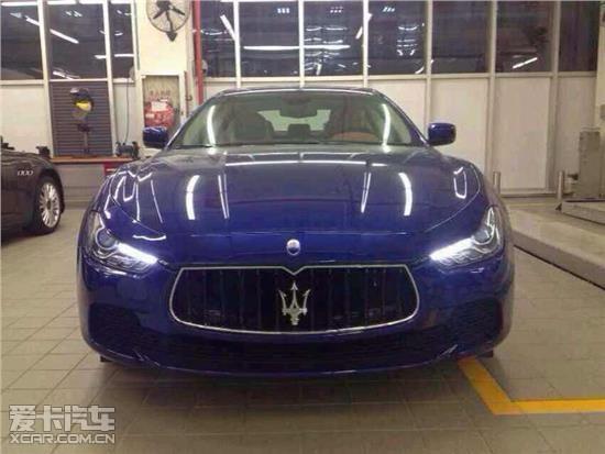 2013款玛莎拉蒂总裁v6现车低价,咨询电话:18600427022王经理高清图片