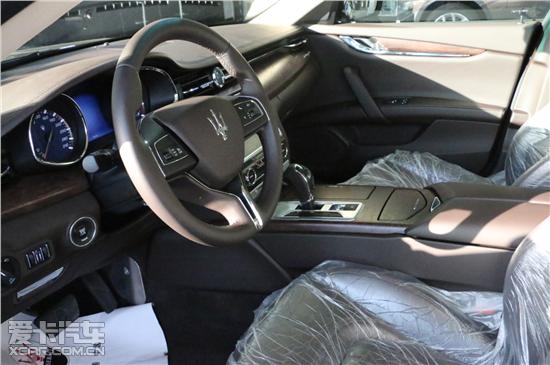 该有的风格.   跑车   2013款玛莎拉蒂总裁v6标准款的内高清图片