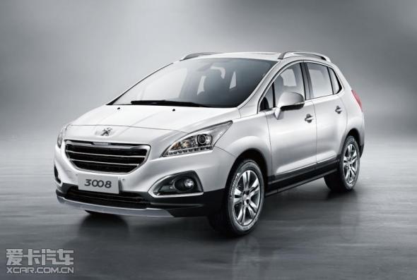 3008是东风标致品牌首款SUV车型,自2013年1月上市以来,凭借高性高清图片