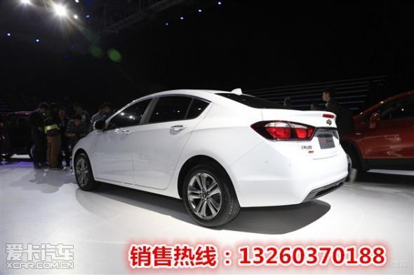 2015款科鲁兹北京正在火爆抢购热销中2015款科鲁兹全国最低价购车