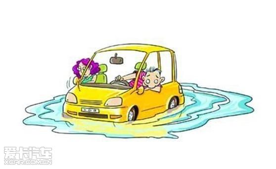 【救命知识】汽车落水该如何自救