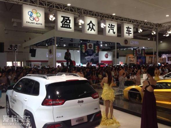 泉州南安首届国际车展图片