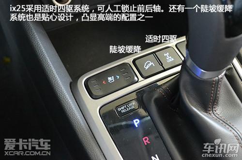 北京现代ix25最低价 2015款ix25多少钱