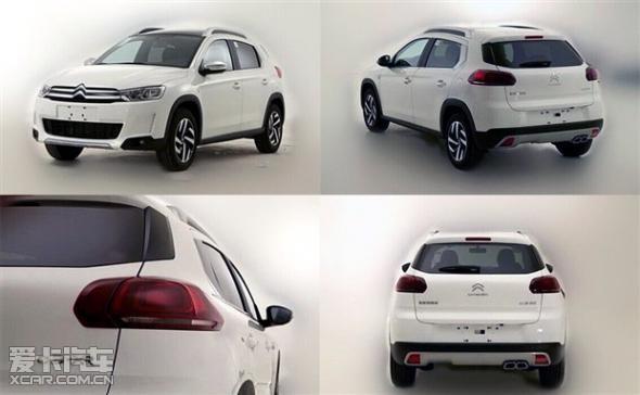 『配图为东风雪铁龙C3-XR 1.6THP车型』-推新车换新动力 雪铁龙高清图片