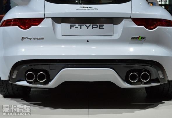 双驰捷豹F TYPE促销最高优惠12.8万高清图片