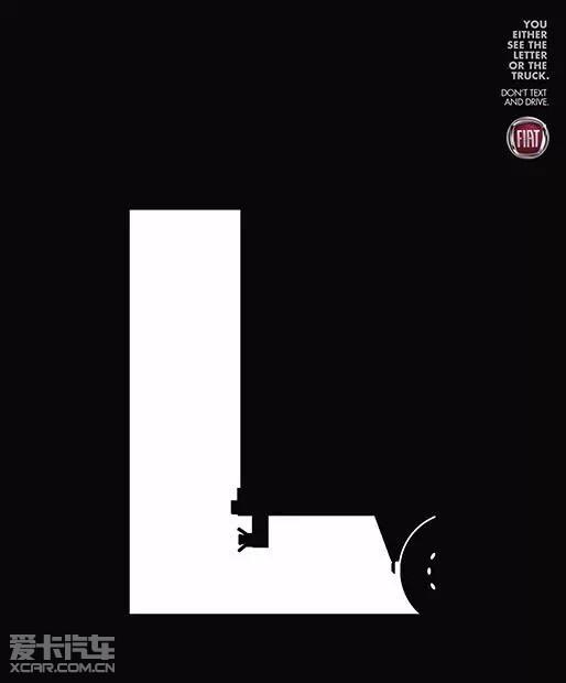 mpv 新能源         一组简洁明了的字母创意,来自菲亚特的公益广告图片