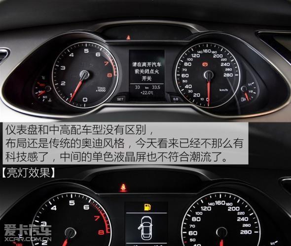 北京骏达国际汽车销售有限公司-新款奥迪A4L2.0T最新报价及配置怎么高清图片
