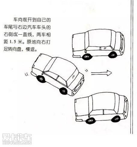 汽车灯泡手绘图