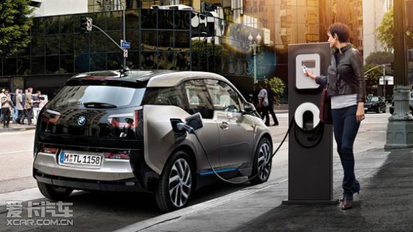 新纯电动BMW i3正式进入 免税 时代高清图片
