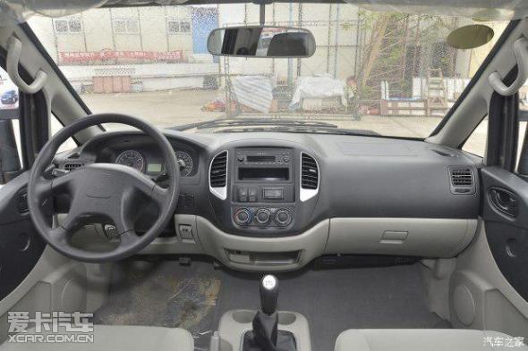 菱智V3省钱小排量全能商务车 值得入手高清图片