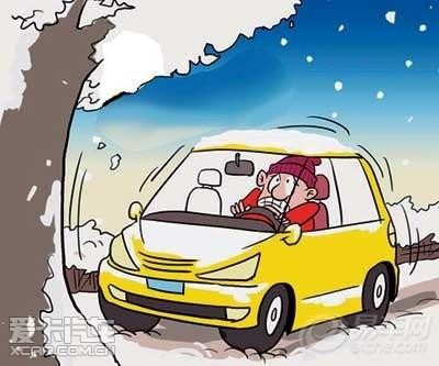 冬季爱车保养指南 汽车天窗如何过冬高清图片