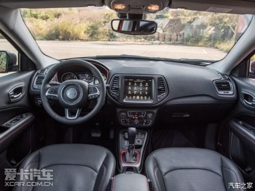 jeep指南者2017款正式上市15.98万起