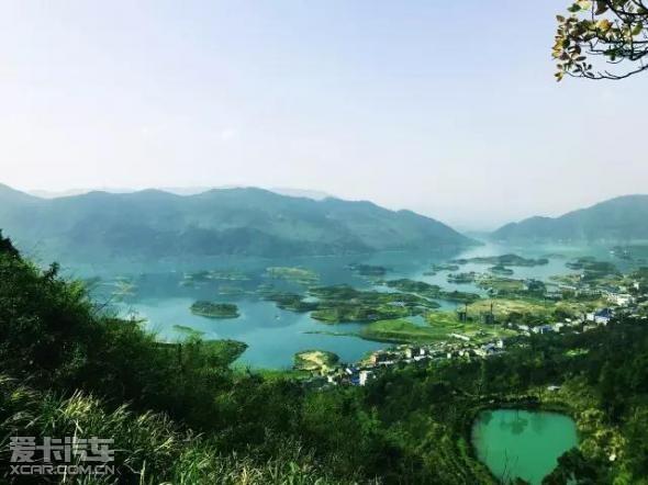 bmw武汉中达江宝仙岛湖自驾游完美落幕