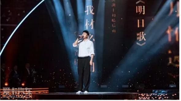 听张杰演绎 少年中国说 每一个中国梦