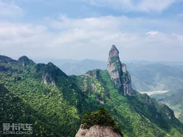 仙居国家重点风景名胜区之一神仙居,国家5a级景区.