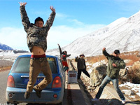 年轻就该干点轻狂的事无敌四人穷游西藏