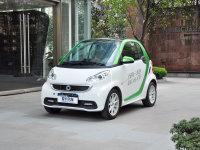 都市绿色精灵 爱卡实拍smart纯电动版