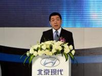 北京现代南区事业部部长 刘诗津专访