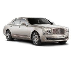 宾利推出混动概念车 北京车展全球首发