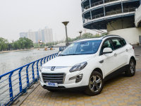 最具科技感的华系车 测纳智捷新大7 SUV