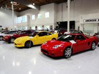 不一样的文化 走进北美本田汽车博物馆