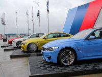 平顺与激情皆收放自如 BMW M赛道体验日
