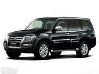 三菱新帕杰罗成都车展上市 售39.8万起