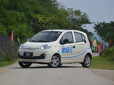 的新选择 试驾奇瑞eQ纯电动车-试驾体验图片