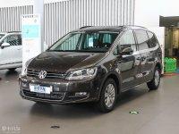 大众新夏朗2.0T车型增配 售价32.58万起