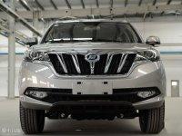 福迪揽福SUV正式上市 售10.98-14.88万