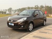 利亚纳A6新增5款车型 售价5.89-8.39万