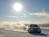 冰雪中享受后驱的乐趣  宝马驾驶培训