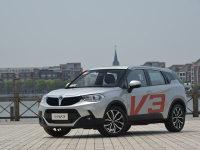 进军小型SUV市场  试中华V3 1.5T 5AT