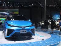 源于未来的车 丰田Mirai亮相上海车展