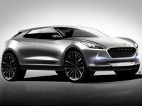 曝路特斯首款SUV效果图 未来还有望国产