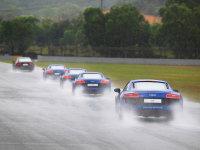 雨中狂想曲 奥迪R8 V10 赛道驾驶体验