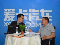 昆明车展专访凯旋利·车博汇董事长李玉明