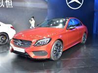 国产奔驰C标准轴距版上市 售31.48万起