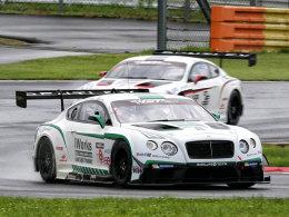 开启冠军模式 宾利欧陆GT3富士赛道称雄