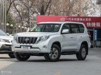 一汽丰田普拉多3.5L车型 将9月22日上市