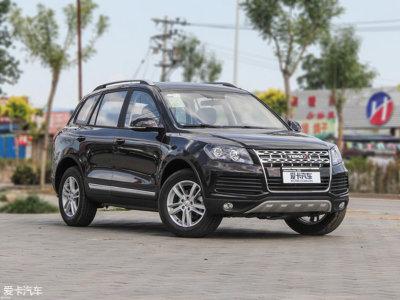 新款野马T70增7座车型 或成都车展发布-国内新车高清图片